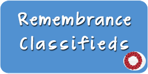 Book Classified Remembrance Classified Ads Online